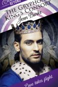 Review: The Gryphon King's Consort by Jenn Burke