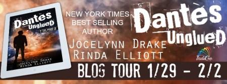 Dantes Unglued Tour Banner
