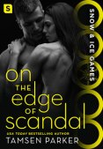 Review: On the Edge of Scandal by Tamsen Parker