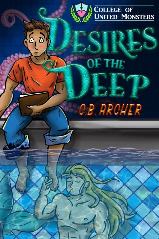 Review: Desires of the Deep by C.B. Archer