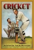 Guest Post and Giveaway: Cricket by Anna Martin