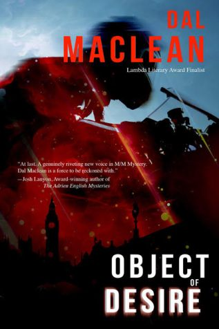 Guest Post and Giveaway: Object of Desire by Dal Maclean