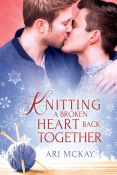 Review: Knitting a Broken Heart Back Together by Ari McKay