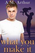 Review: What You Make It by A.M. Arthur