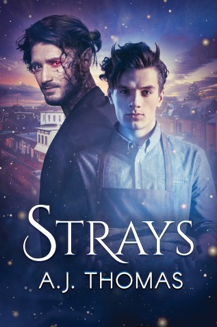 Review: Strays by A.J. Thomas