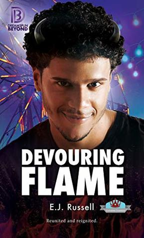 Review: Devouring Flame by E.J. Russell