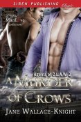 Review: A Murder of Crows by Jane Wallace-Knight