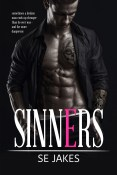 Guest Post and Giveaway: Sinners by SE Jakes