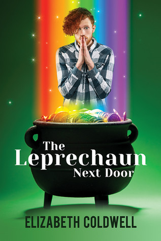 Review: The Leprechaun Next Door by Elizabeth Coldwell