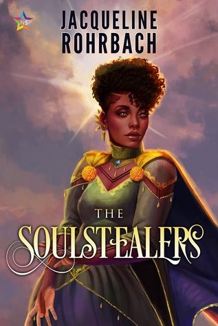 Review: The Soulstealers by Jacqueline Rohrbach