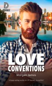 Review: Love Conventions by Morgan James