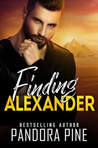 Review: Finding Alexander by Pandora Pine