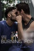 Review: Burning for You by A.M. Arthur