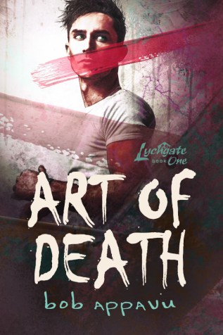 Guest Post and Giveaway: Art of Death by Bob Appavu