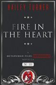 Review: Fire in the Heart by Hailey Turner
