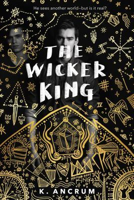 Interview: The Wicker King by K. Ancrum with Heidi Cullinan