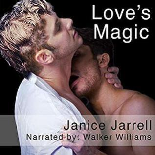 Audiobook Review: Love's Magic by Janice Jarrell