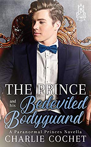 Review: The Prince and His Bedeviled Bodyguard by Charlie Cochet