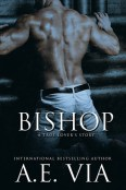 Guest Post and Giveaway: Bishop by A.E. Via