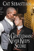 Guest Post and Giveaway: A Gentleman Never Keeps Score audiobook by Cat Sebastian and Joel Leslie