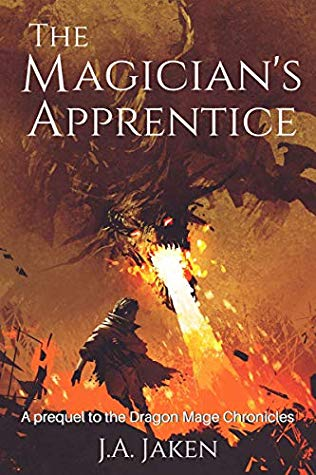 Review: The Magician's Apprentice by J.A. Jaken