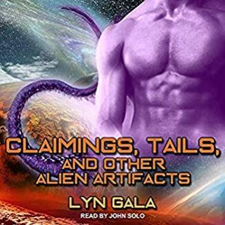 Audiobook Review: Claimings, Tails, and Other Alien Artifacts by Lyn Gala