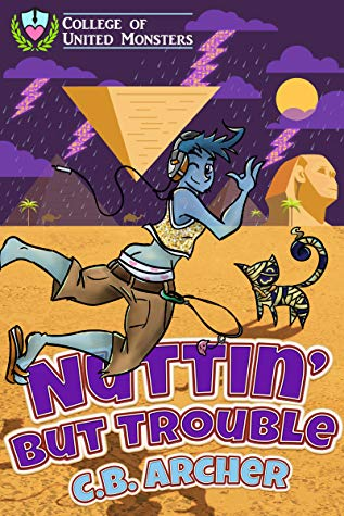 Review: Nuttin' But Trouble by C.B. Archer