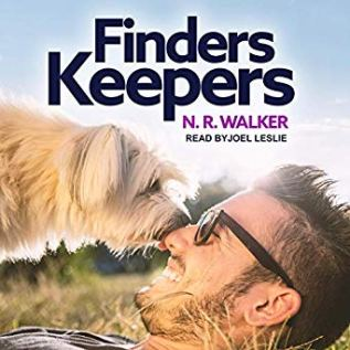 Audiobook Review: Finders Keepers by N.R. Walker