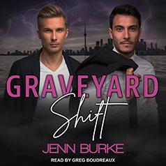 Audiobook Review: Graveyard Shift by Jenn Burke