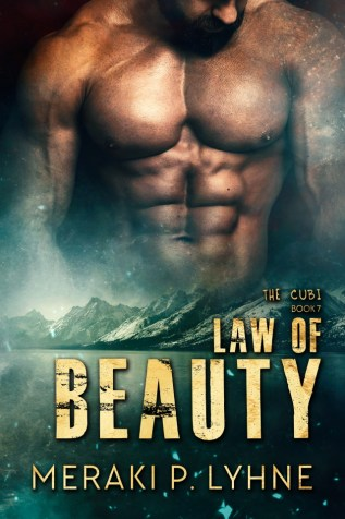 Guest Post and Giveaway: Law of Beauty by Meraki P. Lyhne