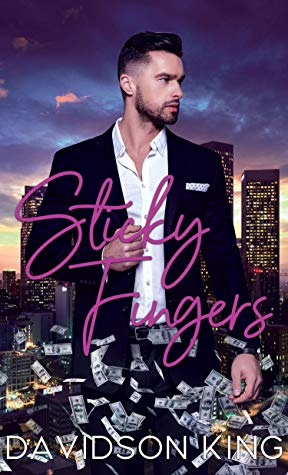Review: Sticky Fingers by Davidson King