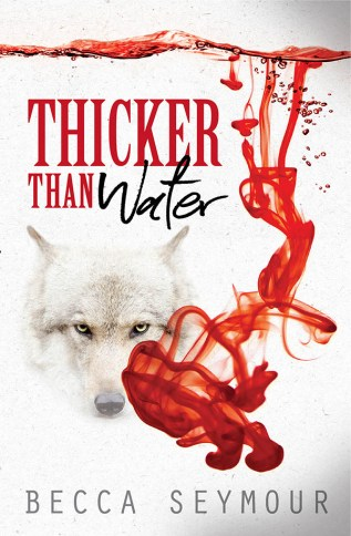 Guest Post and Giveaway: Thicker Than Water by Becca Seymour