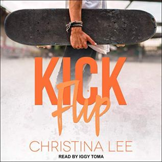 Audiobook Review: Kickflip by Christina Lee
