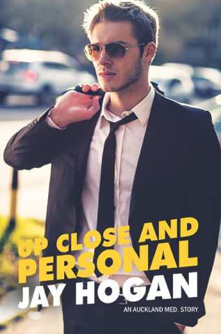 Review: Up Close and Personal by Jay Hogan