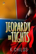 jeopardy in tights cover