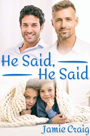 Review: He Said, He Said by Jaime Craig
