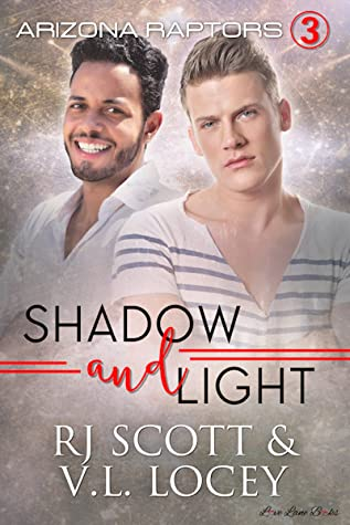 Review: Shadow and Light by R.J. Scott and V.L. Locey