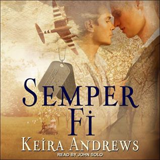Audiobook Review: Semper Fi by Keira Andrews