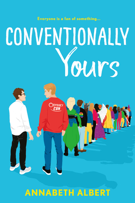 Review: Conventionally Yours by Annabeth Albert