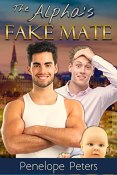 Review: The Alpha's Fake Mate by Penelope Peters