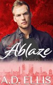 Review: Hearts Ablaze by A.D. Ellis