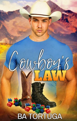 Guest Post and Giveaway: Cowboy's Law by B.A. Tortuga