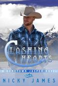 Review: Clashing Hearts by Nicky James