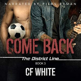 Audiobook Review: Come Back by C.F. White