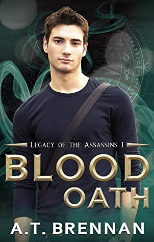 Review: Blood Oath by A.T. Brennan