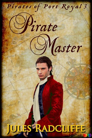 Guest Post and Giveaway: Pirate Master by Jules Radcliffe
