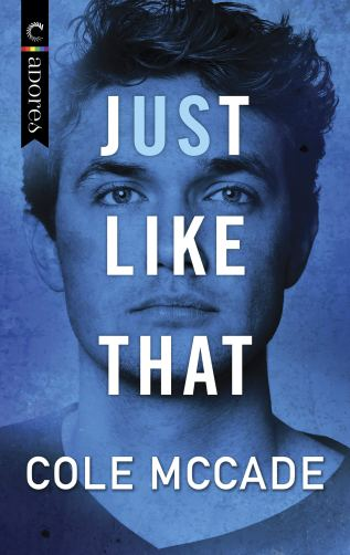 Review: Just Like That by Cole McCade