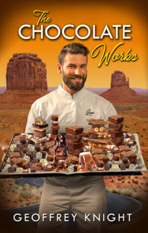 Guest Post and Giveaway: The Chocolate Works by Geoffrey Knight