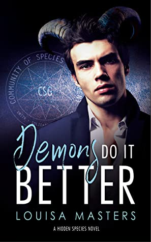 Review: Demons Do It Better by Louisa Masters