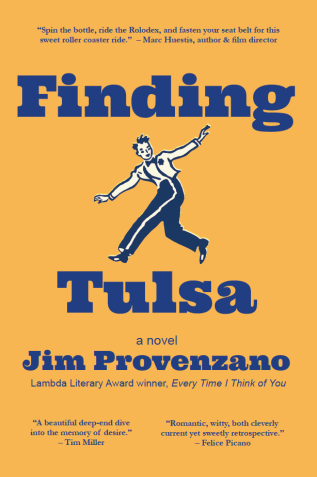 Review: Finding Tulsa by Jim Provenzano